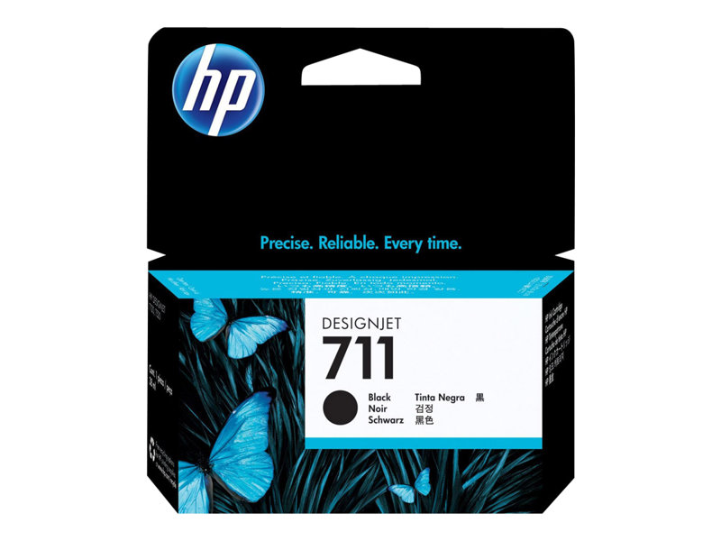 Cartuccia Ink HP 711 Nero 38 ml CZ129A