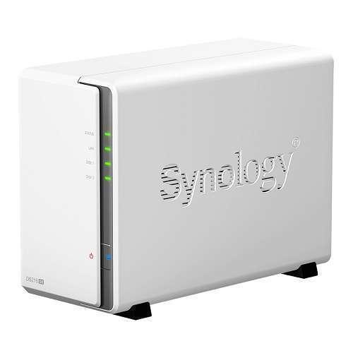 Nas Synology DS216SE 2 Bay Bianco