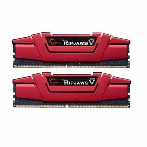 RAM DDR4 GSkill RipjawsV K2 F4-2400C15D-32GVR