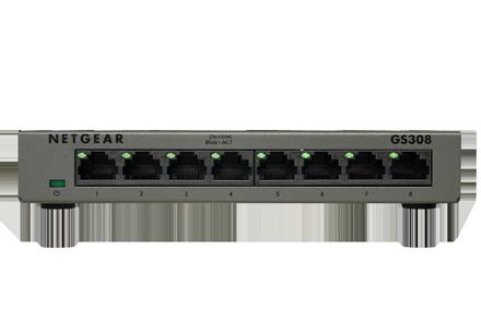 Netgear switch GS308-100PES