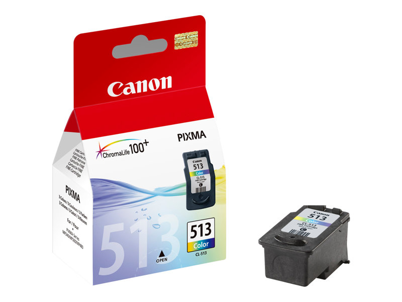 Ink Jet Canon CL-513 Colore Blister 2971B009