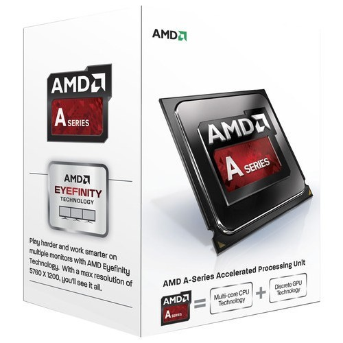 CPU Processore AMD Desktop A4-7300 Socket FM2 Box