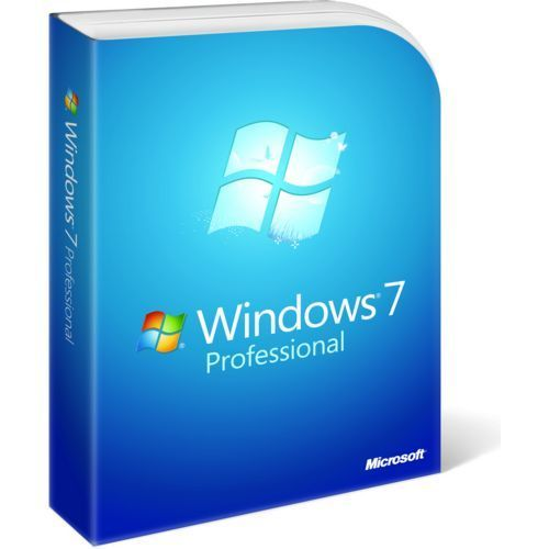 Windows 7 Professional SP1 64 Bit