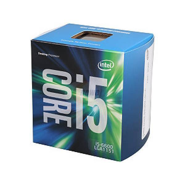 CPU Processore Intel Desktop Core I5 6600 Socket 1151 Box