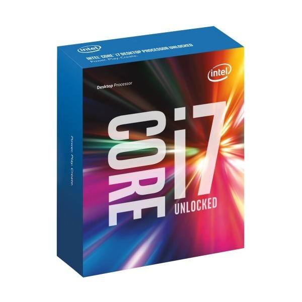 CPU Processore Intel Desktop Core I7 6700K Socket 1151 Box