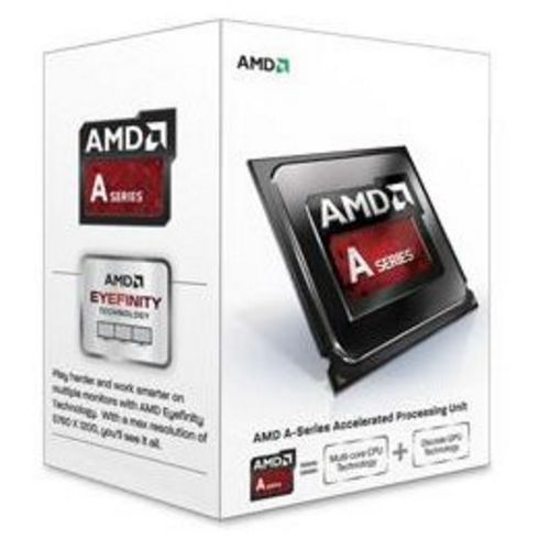 CPU Processore APU AMD Desktop A4 4000 Socket FM2 Box