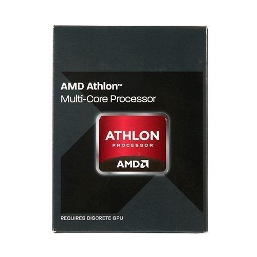 CPU Processore AMD Desktop Athlon II X4 860K Blak Ed. Socket FM2+ Box
