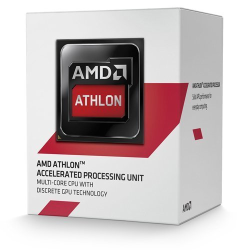 CPU Processore AMD Desktop Athlon 5150 Socket AM1 Box