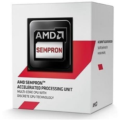 CPU Processore AMD Desktop Sempron 3850 Socket AM1 Box
