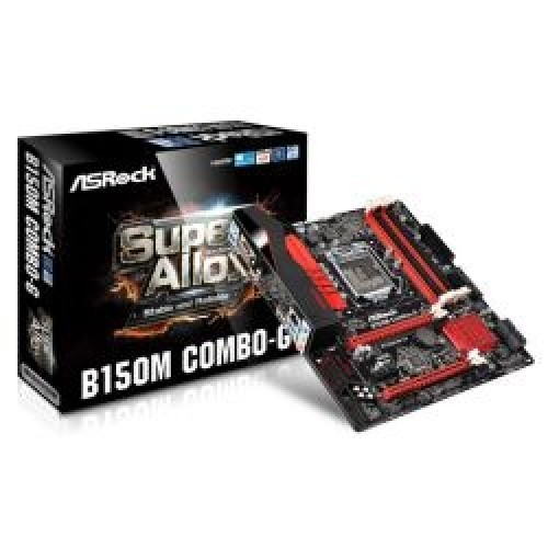 Scheda Madre Asrock B150M Combo-G