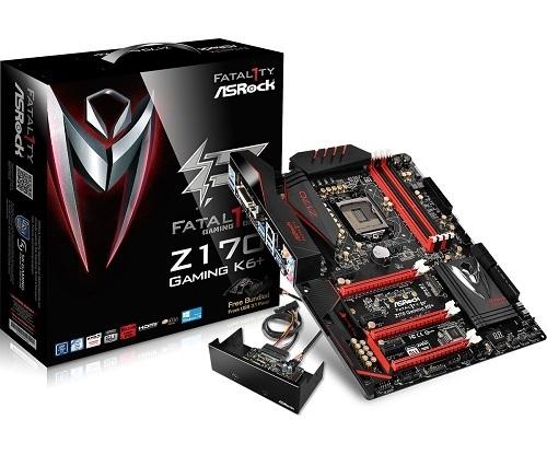 Scheda madre Asrock Z170 Gaming K6+