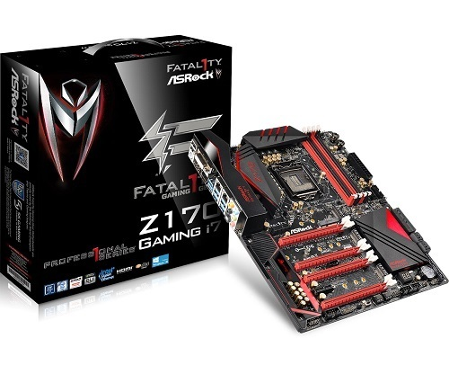 Scheda madre Asrock Fatal1ty Z170 Professional Gaming i7