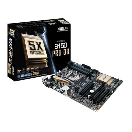 Scheda Madre Asus B150-Pro D3