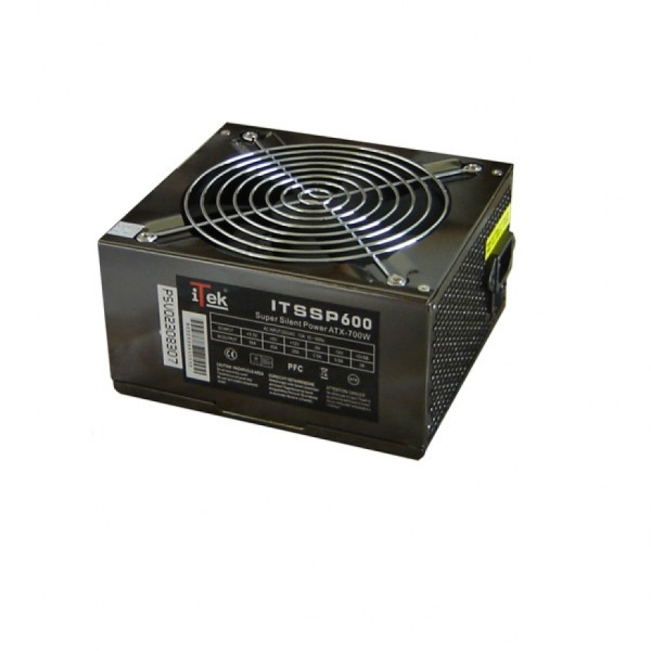 Alimentatore PC iTek Super Silent Power 600W