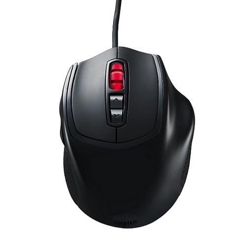 CM Storm Mouse Gaming Xornet II Nero