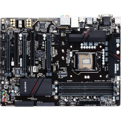 Scheda Madre Gigabyte GA-Z170XP-SLI ATX