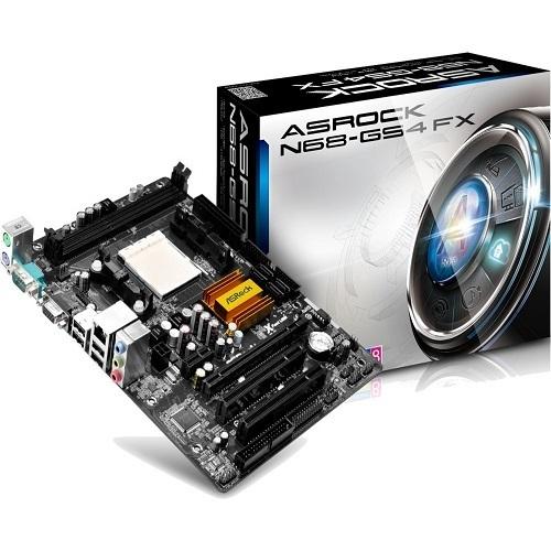 Asrock N68-GS4 FX