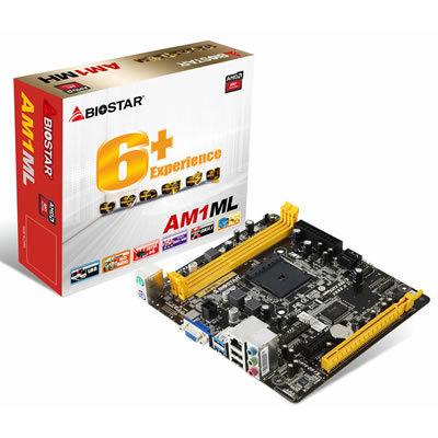 Biostar AM1ML