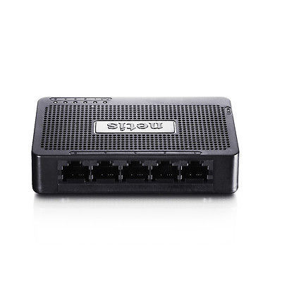 Switch Netis 5 Porte Fast Ethernet 10/100 ST3105S