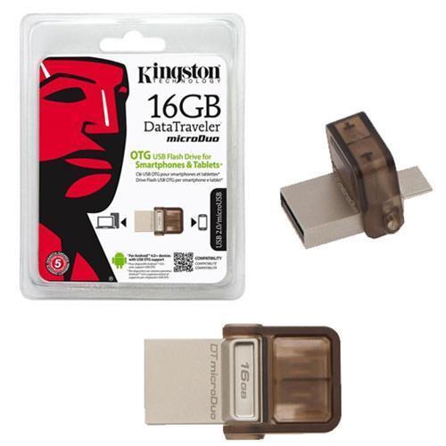 Pendrive Kingston DT-Micro Duo OTG 16GB