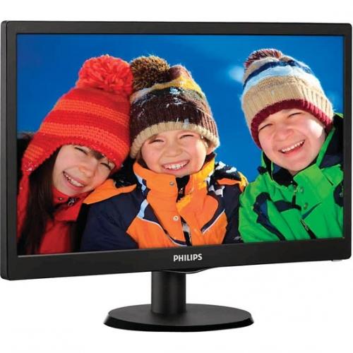 """Monitor LED 18.5"""" Philips V-line 193V5LSB2"""