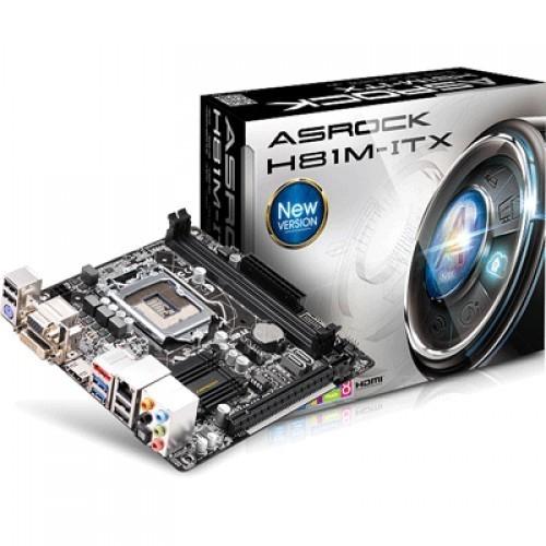 ASRock H81M-ITX