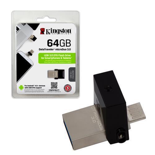 Pendrive Kingston DT-Micro Duo OTG 64GB