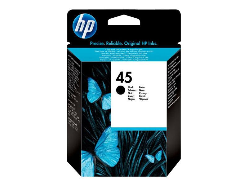 Ink HP 45 Nero 51645GE