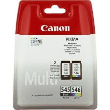 Cartucce Inchiostro Canon PG-545 / CL-546 Multipack