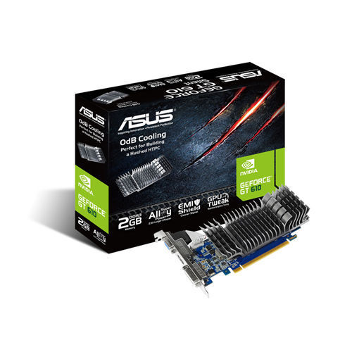 VGA Asus GT610-SL-2GD3-L GeForce GT 610 2GB
