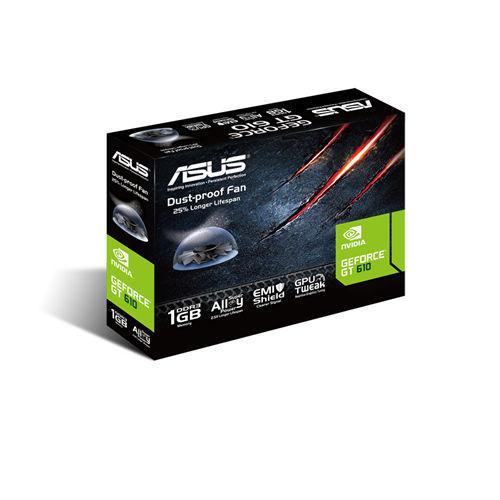 VGA Asus GT610-1GD3-L nVidia GeForce GT 610