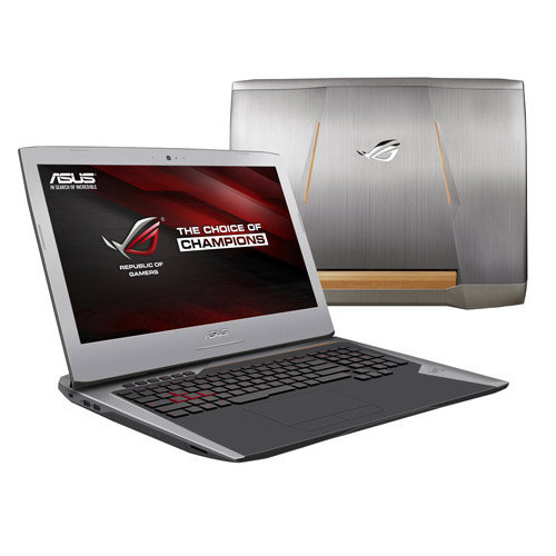 Notebook Asus ROG G752VY-T7003T