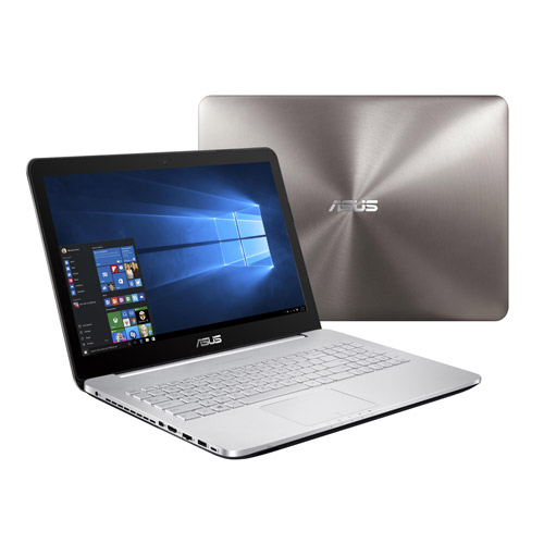 "Notebook Asus  15.6"" N552VW-FY136T"