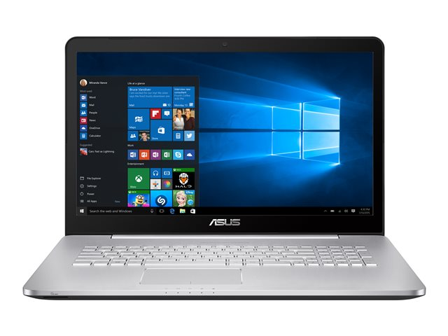 Notebook Asus VivoBook Pro N752VX-GC234T