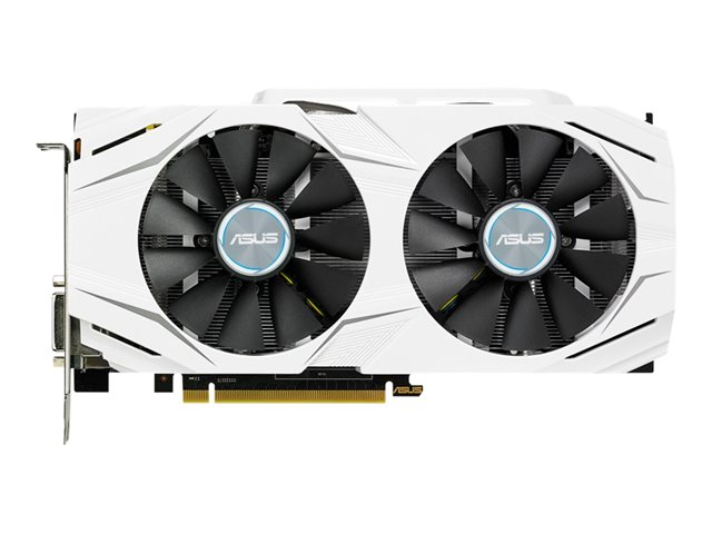 Scheda Video Asus ASUS DUAL-GTX1060-O6G 90YV09X0-M0NA00