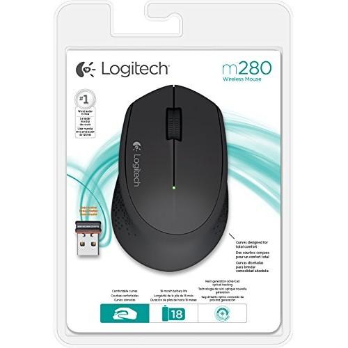 Mouse Wireless Logitech M280 910-004287