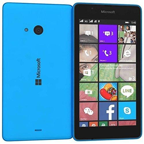Microsoft Lumia 540 Italia Cyan