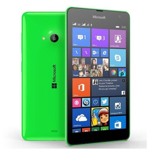 Microsoft Lumia 535 Italia Green
