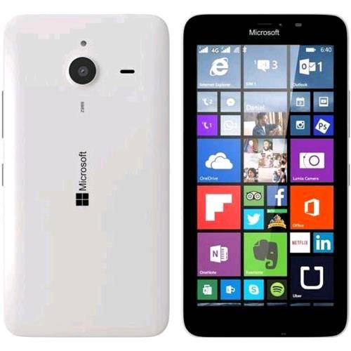 Microsoft Lumia 640 XL LTE Bianco Dual A00026013