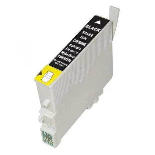 Cartuccia Inchiostro Nero Compatibile Epson T0801 ARET0801