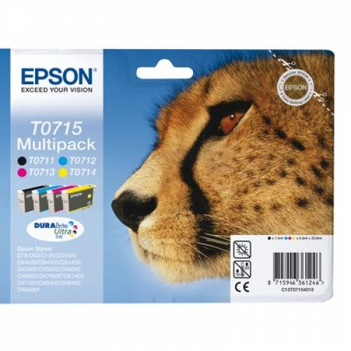 Epson Multipack T0715 C13T07154020