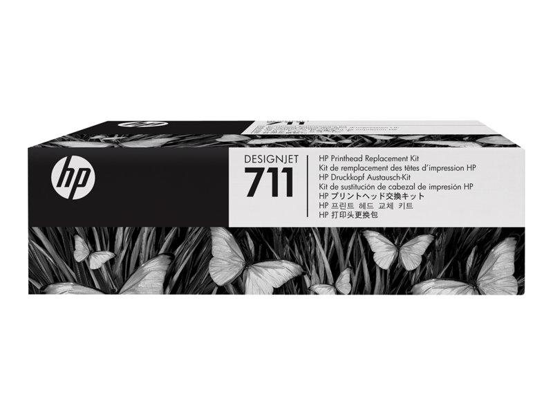 KIT Testine di Stampa HP 711 C1Q10A