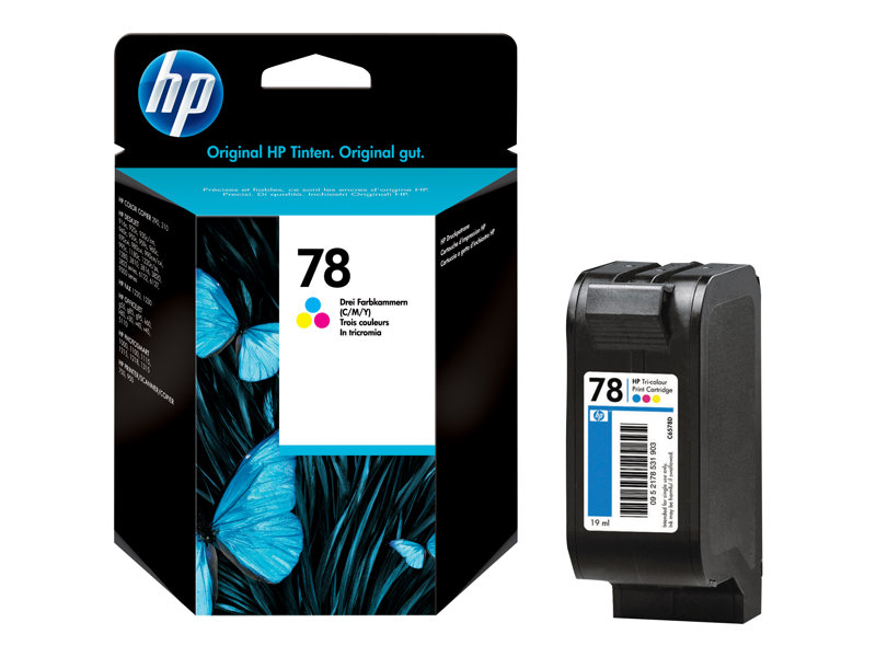 Ink HP 78 Colore 19ml C6578D