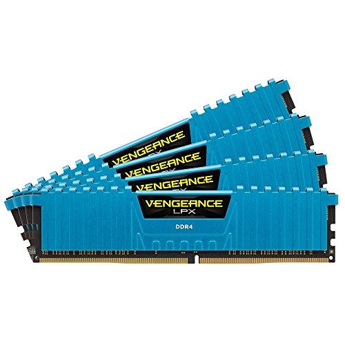 Memorie RAM DDR4 Corsair Vengeance LPX 16GB CMK16GX4M4A2133C13B