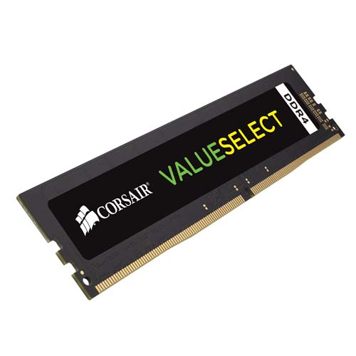 Memorie RAM DDR4 Corsair ValueSelect 4GB CMV4GX4M1A2133C15