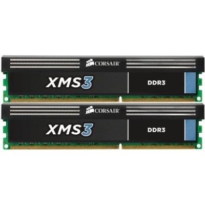 RAM DDR3 Corsair XMS3 CMX8GX3M2A1333C9