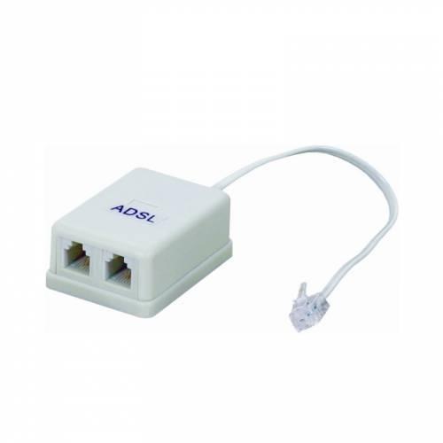 Sdoppiatore Filtro ADSL su Cavo CN-FIL-014