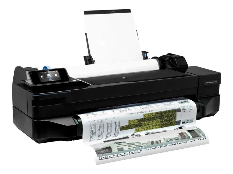 Plotter HP DesignJet T120 ePrinter CQ891A#B19