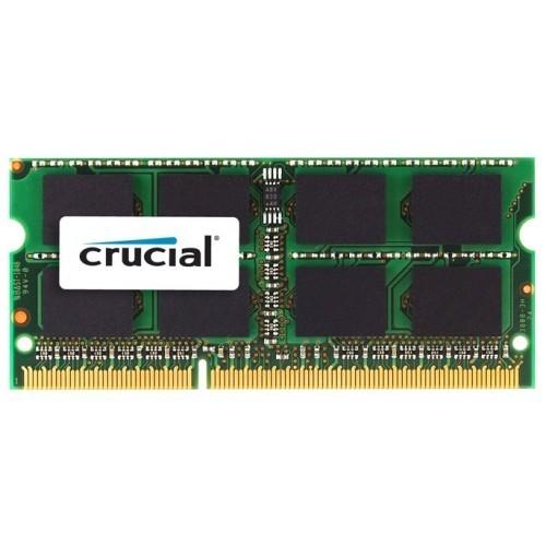 RAM SoDIMM DDR3 Crucial CT4G3S1339MCEU