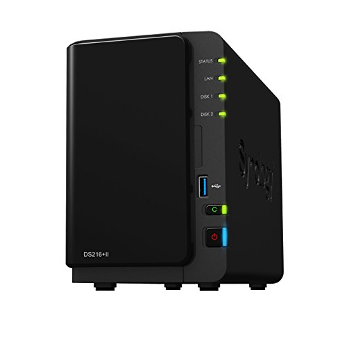 NAS Synology DS216+II